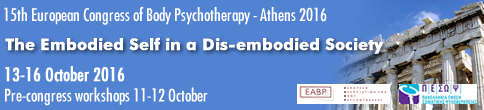15th European Congress of Body Psychotherapy
